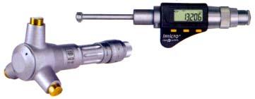 Comercial urnisa micrometro de interiores - Micrometro de interiores ...
